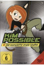 Kim Possible - Staffel 1  [3 DVDs] DVD-Cover