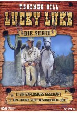 Lucky Luke - Die Serie 1/Episode 01-02 DVD-Cover