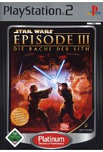 Star Wars Episode 3 - Die Rache der Sith Cover