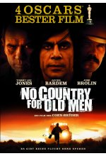 No Country for Old Men DVD-Cover