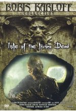 Isle of the living Dead DVD-Cover