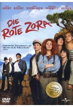 Die rote Zora <br> DVD-Cover