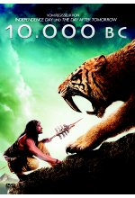 10.000 BC DVD-Cover