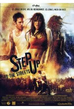 Step Up To The Streets DVD-Cover