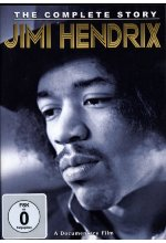 Jimi Hendrix - The Complete Story DVD-Cover