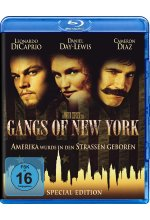 Gangs of New York - Special Edition Blu-ray-Cover