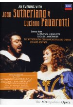 Joan Sutherland & Luciano Pavarotti - An Evening with ... DVD-Cover
