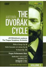 The Antonin Dvorak Cycle Vol. 2 DVD-Cover