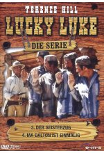 Lucky Luke - Die Serie 2/Episode 03-04 DVD-Cover