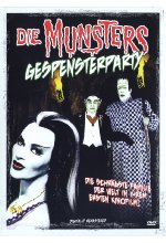 Die Munsters - Gespensterparty DVD-Cover