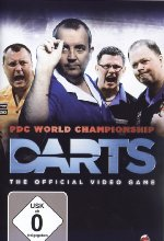 PDC World Championship Darts Cover