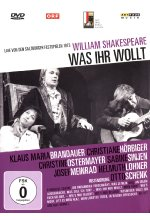 William Shakespeare - Was ihr wollt DVD-Cover