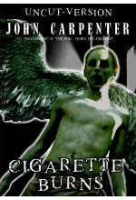 Cigarette Burns - Uncut Version DVD-Cover