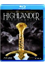 Highlander - The Source Blu-ray-Cover