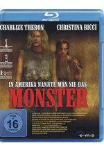 Monster Blu-ray-Cover