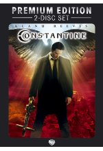 Constantine - Premium Edition  [2 DVDs] DVD-Cover