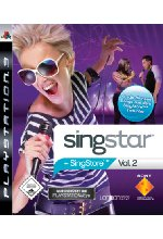 SingStar Vol. 2 Cover
