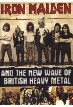 Iron Maiden - And the New Wave of British Heavy Metal DVD-Cover