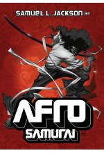 Afro Samurai - TV-Version DVD-Cover