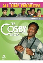 The Bill Cosby Show - Staffel 5  [4 DVDs] DVD-Cover