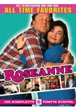 Roseanne - Staffel 5  [4 DVDs] DVD-Cover
