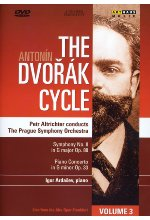 The Antonin Dvorak Cycle Vol. 3 DVD-Cover