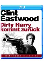 Dirty Harry kommt zurück - Dirty Harry 4 Blu-ray-Cover