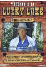 Lucky Luke - Die Serie 3/Episode 05-06 DVD-Cover