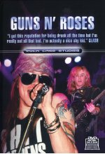 Guns N' Roses - Rock Case Studies  (+ Buch) DVD-Cover