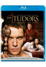 Die Tudors - Season 1  [3 BRs] Blu-ray-Cover