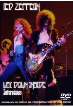 Led Zeppelin - Way Down Inside/Interviews DVD-Cover