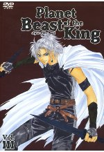 Planet of the Beast King Vol. 3 - Episode 09-11 DVD-Cover