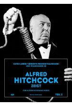 Alfred Hitchcock zeigt - Teil 2  [3 DVDs] DVD-Cover
