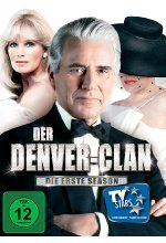 Der Denver-Clan - Season 1  [4 DVDs] DVD-Cover
