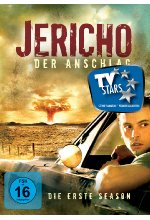 Jericho - Season 1  [6 DVDs] DVD-Cover
