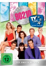 Beverly Hills 90210 - Season 2  [8 DVDs] DVD-Cover