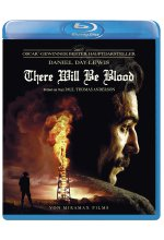 There Will Be Blood Blu-ray-Cover