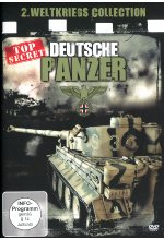 Deutsche Panzer DVD-Cover