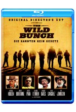 The Wild Bunch  [DC] Blu-ray-Cover