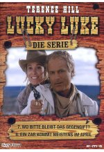 Lucky Luke - Die Serie 4/Episode 07-08 DVD-Cover