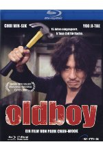 Oldboy Blu-ray-Cover