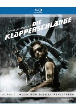 Die Klapperschlange Blu-ray-Cover