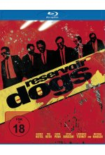 Reservoir Dogs Blu-ray-Cover