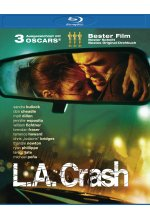 L.A. Crash Blu-ray-Cover