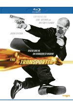 Transporter Blu-ray-Cover