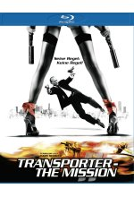 Transporter - The Mission Blu-ray-Cover