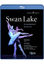 Tschaikowsky - Swan Lake Blu-ray-Cover