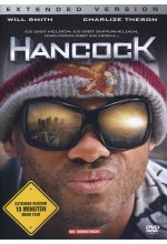 Hancock - Extended Version DVD-Cover