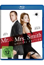 Mr. & Mrs. Smith Blu-ray-Cover