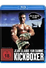 Kickboxer - US R-Rated Version Blu-ray-Cover